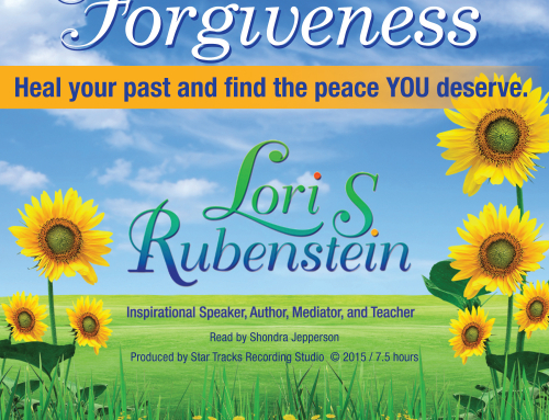 Forgiveness in MP3 Audio format is here!