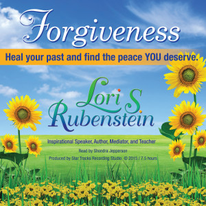 Forgiveness Audio Book CD Cover