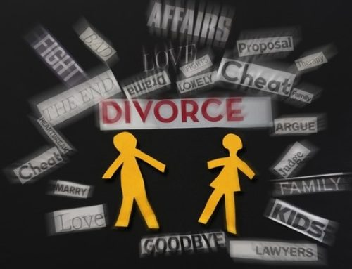 How Can Seniors Cope with the Financial Stress of Divorce? Guest Blog